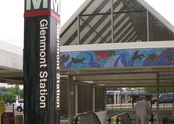 Glenmont Metro