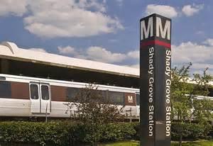 Shady Grove Metro