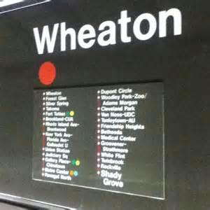 Wheaton Metro